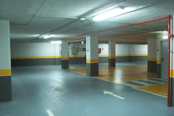 Mantenimiento de garajes y parkings en madrid for Nombres de garajes