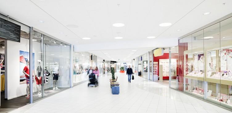 mantenimiento centros comerciales